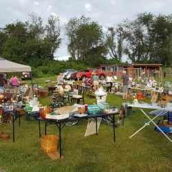 First Annual Barn Sale