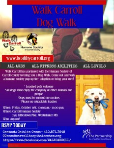 HumaneSociety-Dog Walk