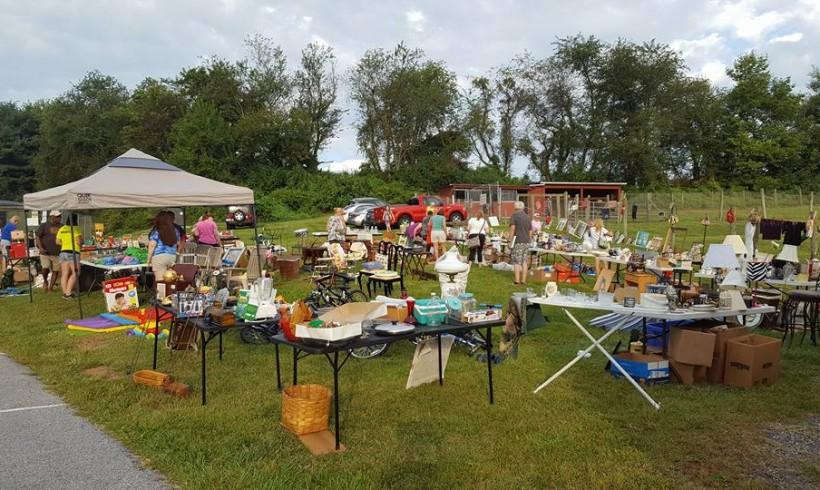 First Annual Barn Sale
