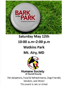 Bark in the Park @ Watkins Park | Mount Airy | Maryland | United States