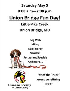 Union Bridge Fun Day @ Little Pipe Creek Walking Trail | Union Bridge | Maryland | United States