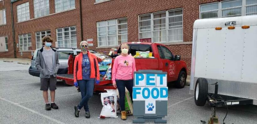 St. Joseph's Catholic Church Pet Pantry