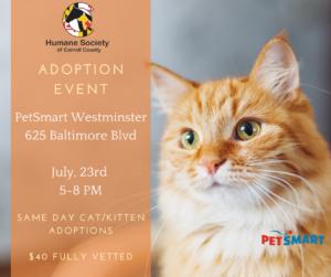 PetSmart Adoption Event @ PetSmart Westminster   Westminster   Maryland   United States