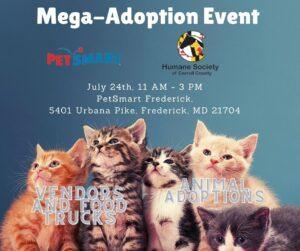 Give Them a Home - Mega Adoption Event @ PetSmart